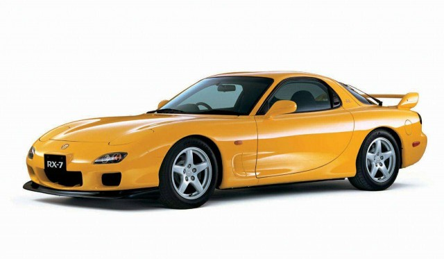 1999 Mazda RX-7
