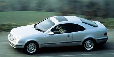 1999 Mercedes Benz CLK Class