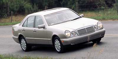 1999 mercedes benz e class page 1 review the car connection for Mercedes benz e320 manual