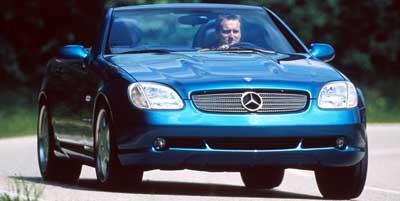 1999 Mercedes Benz SLK Class