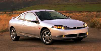 1999 mercury cougar review ratings specs prices and. Black Bedroom Furniture Sets. Home Design Ideas
