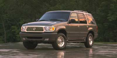 1999 Mercury Mountaineer