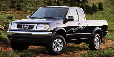 1999 Nissan Frontier 4WD XE