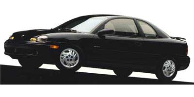 1999 Plymouth Neon Highline