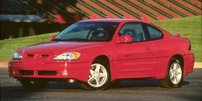 1999 Pontiac Grand Am GT
