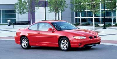 1999 Pontiac Grand Prix GT