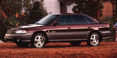 1999 Subaru Legacy Sedan SUS 30th