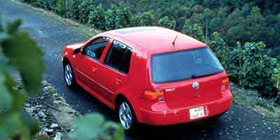 1999 Volkswagen New Golf