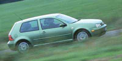 1999 Volkswagen New GTI GLS