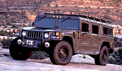 1999 AM General Hummer 4-door Wagon