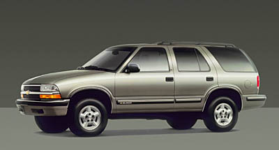 1999 Chevrolet Blazer 4-door