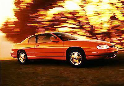 1999 Chevrolet Monte Carlo f