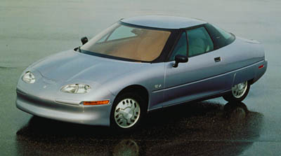 1999 GM (Specialty Vehicles) EV1