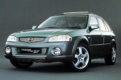 1999 Mazda Protege All Sport