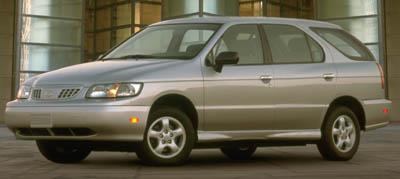 1999 Nissan Altra EV