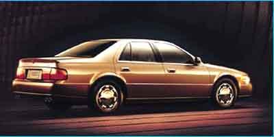 2000 Cadillac Seville Luxury SLS