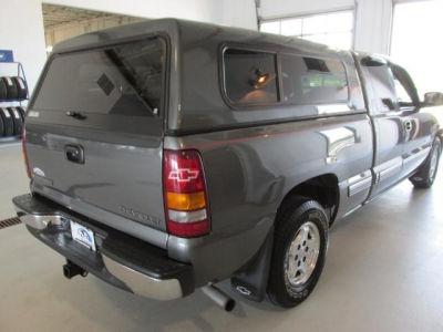 2000 Chevrolet Silverado used car