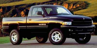 2000 Dodge Ram 1500 Work Special