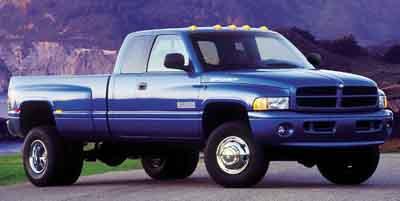 2000 Dodge Ram 3500
