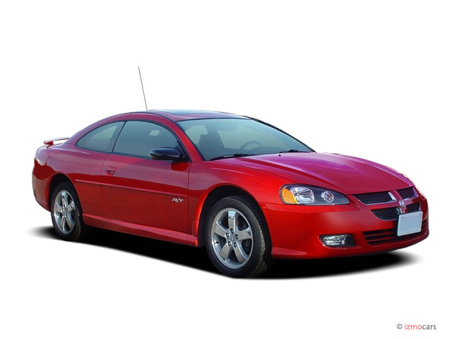 2005 Dodge Stratus Coupe 2-door R/T Angular Front Exterior View