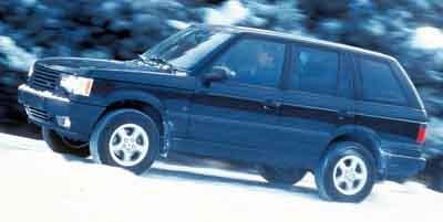 2000 Land Rover Range Rover SE
