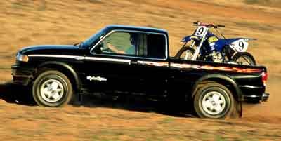 2000 Mazda B-Series 2WD Truck SX