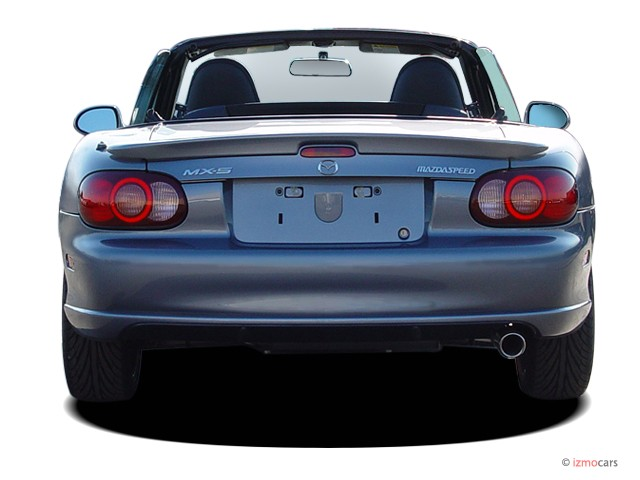 Image 2005 Mazda Mx 5 Miata 2 Door Convertible Mazdaspeed