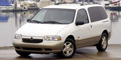 2000 Mercury Villager