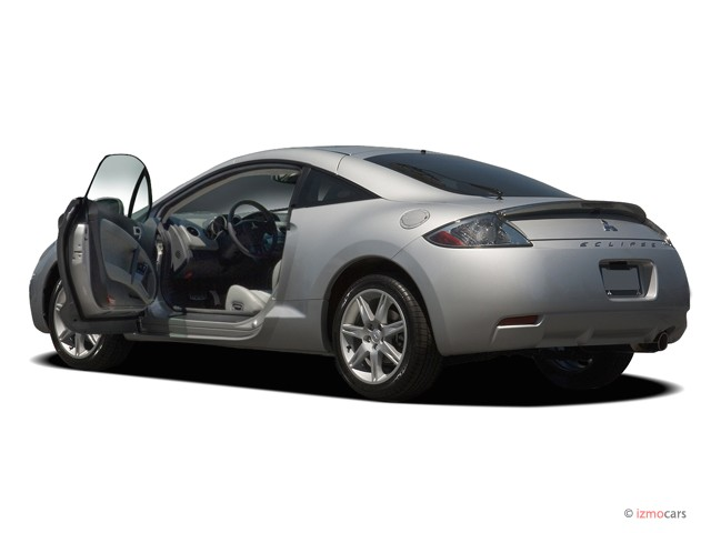 image 2007 mitsubishi eclipse 3dr coupe sportronic auto. Black Bedroom Furniture Sets. Home Design Ideas