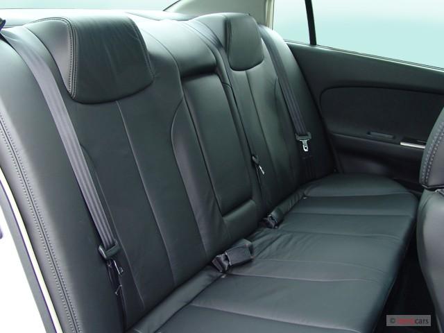 Image: 2006 Nissan Altima 4-door Sedan 3.5 SE-R Auto Rear ...