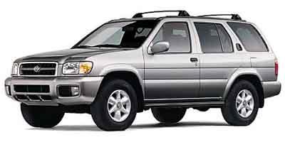2000 Nissan Pathfinder XE