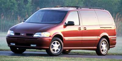 2000 Oldsmobile Silhouette GL