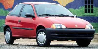 2000 Suzuki Swift GA