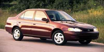 2000 Toyota Corolla VE