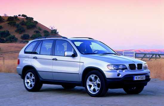 2000 BMW X5 leMans concept