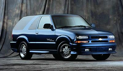 2000 Chevrolet Blazer Xtreme Concept