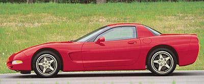 2000 Chevrolet Corvette Hardtop