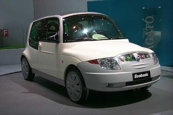 2000 Fiat Ecobasic concept