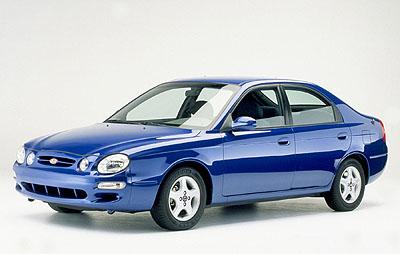2000 Kia Spectra