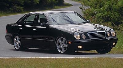 2000 Mercedes E-class