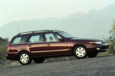 2000 Saturn L Wagon