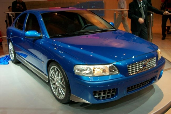 2000 volvo performance concept