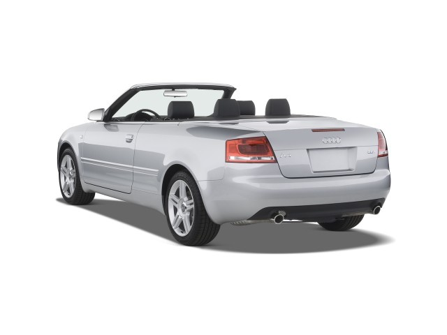 Image 2009 audi a4 2 door cabriolet auto 2 0t quattro for 2003 audi a4 rear window regulator replacement
