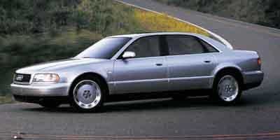 2001 Audi A8