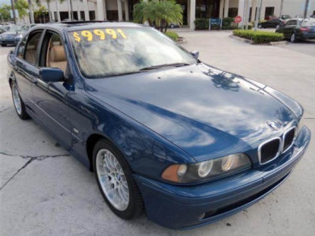 2001 BMW 530i used car