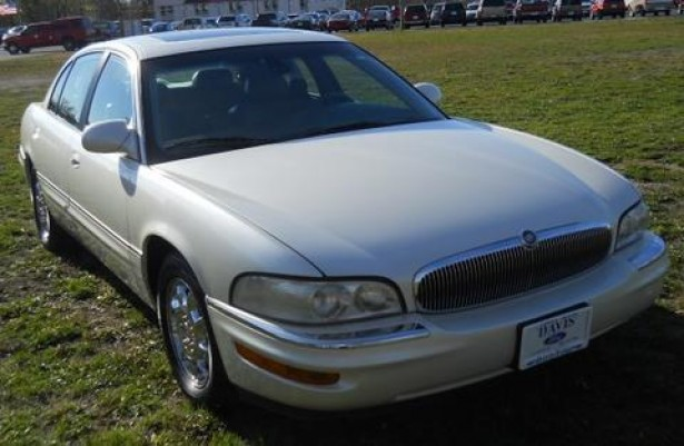 2001 Buick Park Avenue Ultra used car
