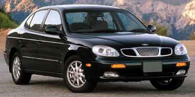 2001 Daewoo Leganza SE