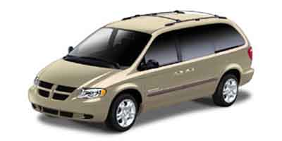 2001 Dodge Caravan EX