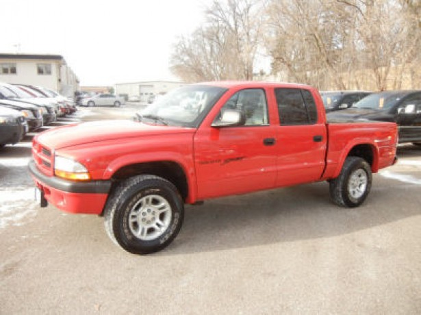 2001 Dodge Dakota used car