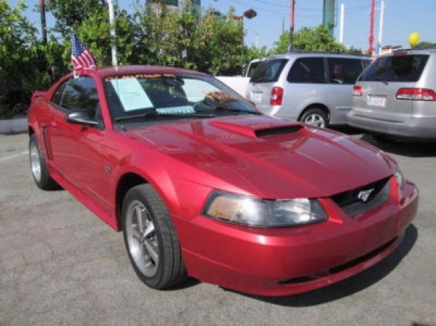 2001 Ford Mustang GT used car